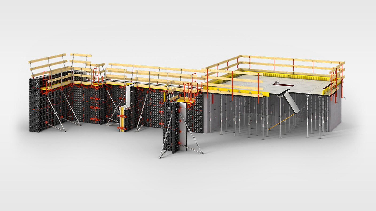 DUO Lightweight Formwork